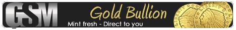 Gold Bullion buy online
